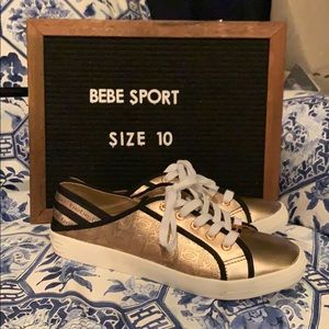 Bebe Sport never worn tennis shoes